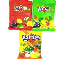 Sugus Thai Candy Dessert Snacks Food Thailand Candies Recipes Chewy Sweets