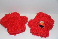 Sesame Street Elmo tickle hands