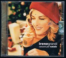 IRENE GRANDI  CANZONI PER NATALE CD SIGILLATO!!