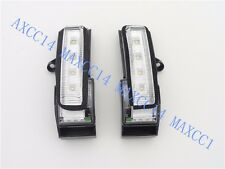 Pair Door rear view mirror Signal Lamp Light For FORD F150 High Configuration