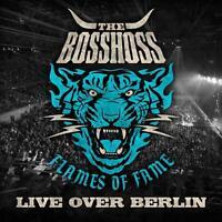Flames Of Fame (Live Over Berlin) (2CD) von The Bosshoss (2013), Neu OVP, 2 CD