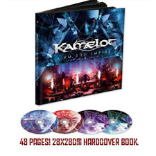 KAMELOT I AM THE EMPIRE - LIVE FROM THE 013 - EARBOOK