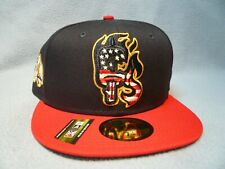 New Era 59fifty Rocky Mountain Vibes July 4th Sz 7 1/8 BRAND NEW Fitted cap hat