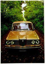 Cartolina Auto Lancia Flavia Berlina 2000 Non Viaggiata