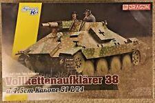 1/35 German Vollkettenaufklaerer 38 w/7.5cm Kanone (Hetzer variant) Dragon 6815