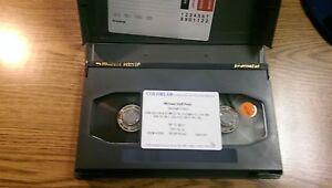 FUJI Betacam 30M M321SP Videocassett 30 Minute Large VTR Video Cassette