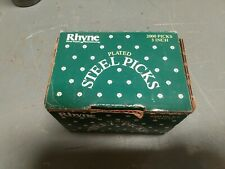 "New Rhyne Floral Steel Plated Picks 3"" 2000 Pcs Florist Steel Pick Machine"