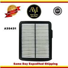 A35431 air filter for Malibu, Buick, Cadillac, Pontiac, 2.4L, 3.6L, 3.9L, 4.6L
