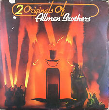 """LP 12"""" 30cms: The Allman Brothers Band: don't want you no more, WEA B6"""
