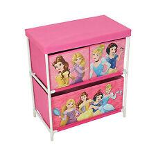 Disney Princess/Fairies Toy Boxes & Chests