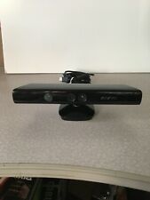 Genuine Microsoft XBOX 360 Kinect Sensor Bar Model 1414 Black Tested & Works