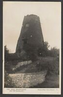 Postcard Hambledon nr Horndean Hampshire windmill The Mill posted 1918 RP Hunt