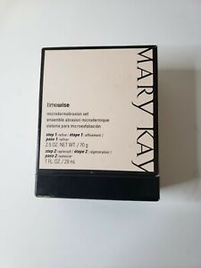 Mary Kay microdermabrasion set time wise box a little dusty