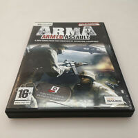 ArmA Armed Assault   PC Computer Game   Complete   Very Good Condition