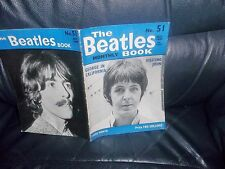 THE BEATLES MONTHLY BOOK No. 51 GENUINE OCTOBER 1967 ISSUE LOVELY CONDITION