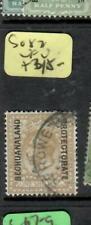 BECHUANALAND (P1705B)  KGV   ON GB  1/-       SG 82     VFU