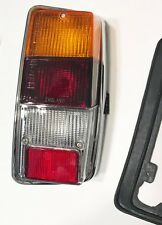 Classic Mini 1976-On New R/H (RHR) Tail Light With White Lens & Gasket - Austin