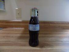 1996 Coke-Cola The Big E 75 Years September 13-29, 1996 Full 8 Ounce Bottle