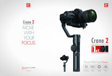 Zhiyun Stabilizer Handheld Crane 2 Gimbal Support Max 3.2kg For Sony Canon Nikon