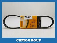 Belt Service V-Ribbed Belt Hyundai Getz KIA Picanto Rover 100 200 400 4PK750