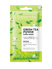 BIELENDA 2in1 DETOXIFYING GREEN TEA MASK