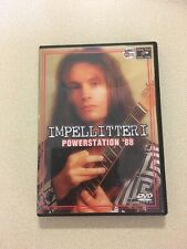 Impellitteri Powerstation 88 dvd New