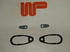 CLASSIC MINI - EXTERNAL DOOR HANDLE GASKET SET ALA5795 AND CZH1729 (2 DOORS)