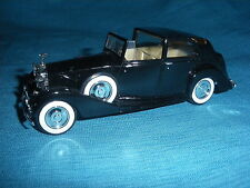 686A Antique Rolls Royce Phantom III 1939 Limousine Solido 46 France 1/43
