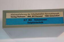 Super 8 Film S8 mm Schwimmen  FWU Lehrer Sportunterricht Sport 70er 484