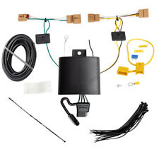 Trailer Wiring Harness Kit For 18-19 VW Volkswagen Tiguan Plug & Play T-One NEW