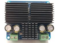 DC 12V to 24V 100W Boost Step Up Module Vehicle Amplifier Power Supply Converter