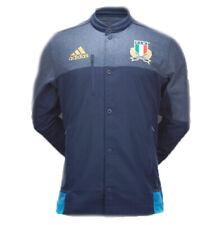 Adidas Herren Jacke Jacket Trainingsjacke Gr.3XL Italia Italien Italy Blau 90492