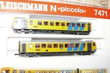 """B36 Fleischmann 7471 Triebwagen  """"Wattläufer""""  der NS  Spur N"""