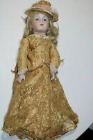 17 inch Bru Jne size 8 Reproduction Doll