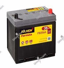 Batterie Fulmen FB356A 12v 35ah 240A IDEM VARTA A13 LIVRAISON EXPRESS