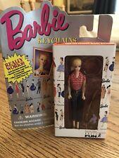 New Unopened 1995 Barbie Keychain Picnic Barbie