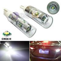 2pcs HID White 20W CREE T10 T15 LED Bulbs For Car Backup Reverse Lights 920 921
