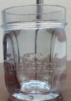 VTG Red Lobster Mason Jar Clear Drinking Glass