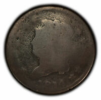 1814 1c Classic Head Large Cent SKU-Y2288