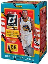 NBA Basketball 2017-18 Donruss Trading Card BLASTER Box