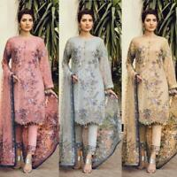 Pakistani Ethnic Suit Salwar Kameez Designer Bollywood Party Wear Wedding Dress