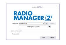 NEW Radio Manager 2 v2.27 TETRA radio programming software for Sepura radios