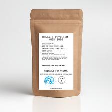 ORGANIC Psyllium Lolla 100g | 100% pura fibra naturale di qualità premium