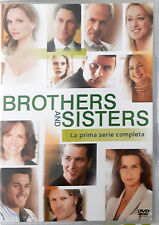 Brothers & Sisters. Stagione 1 (2006) DVD (6 Disc-Set)