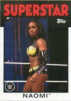 2016 TOPPS WWE HERITAGE BASE CARD PICK SINGLE CARD YOUR CHOICE