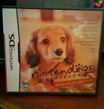 Nintendogs Dachshund and Friends (JAP VERSION PLAYS ON OZ DS) NDS 💜 FREE POST
