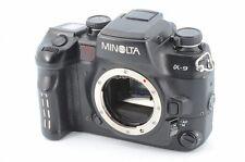 Excellent MINOLTA α-9 a-9 Alpha 9 Maxxum 9 Dynax 9 Film Camera From Japan 62448
