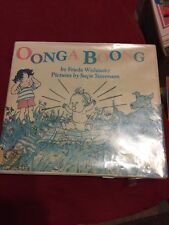Oonga Boong By Frieda Wishinsky 1990 First Edition
