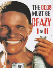 DVD The Gods Must Be Crazy I & II + Special Features NTSC Movie Collections DVD