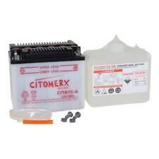 Batterie YB7C-A  12V 8AH für Roller/ Motorrad inkl. Säure